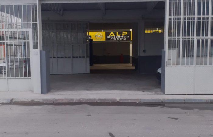 OPEL-CHEVROLET ÖZEL SERVİS